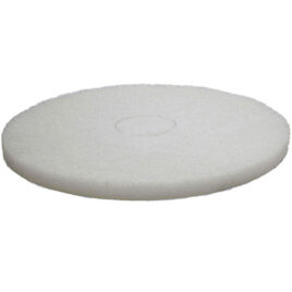 Thickline White Polishing Pad 16 inch x 25mm White