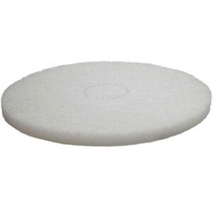 Thickline White Polishing Pad 16 inch x 25mm White