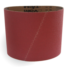 Red VSM Ceramic Sanding Belt 200x750mm 10 per Box