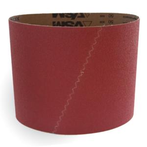 Red VSM Ceramic Sanding Belt 200x750mm 10 per Box
