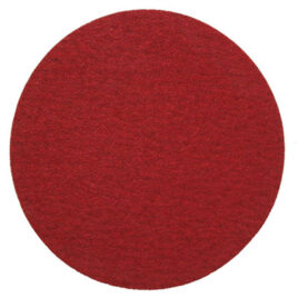 VSM Red Ceramic Velcro Disc 178mm