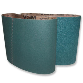 Blue Zircon Sanding Belt 200x750mm 10 per Box