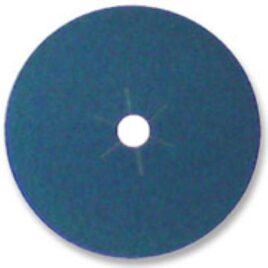 Blue Zircon Disc 178mm-10mm hole
