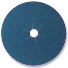 Blue Zircon Disc 178mm-10mm hole