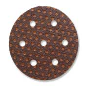 Round Brown Ultimax 90mm Disc - 7 hole